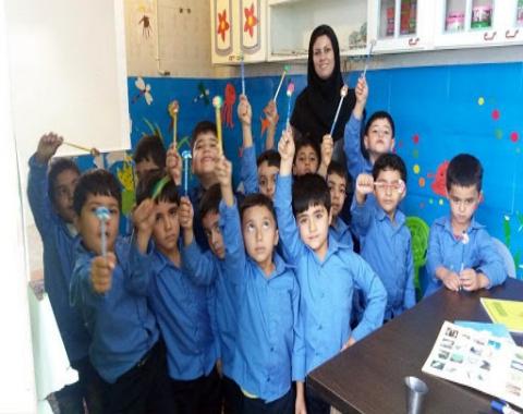 ایجاد انگیزه در دانش آموزان و تاثیر آن روی یادگیری و رفتار آن ها